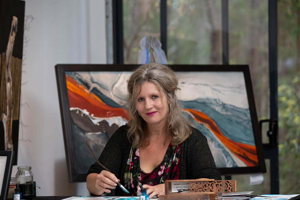 Samford artists, Brisbane,Queensland, open studios