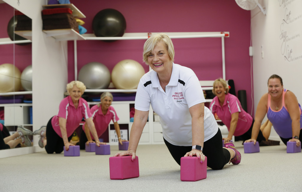 Bonnie Cunial, Fabulous Fitness Fun Pilates