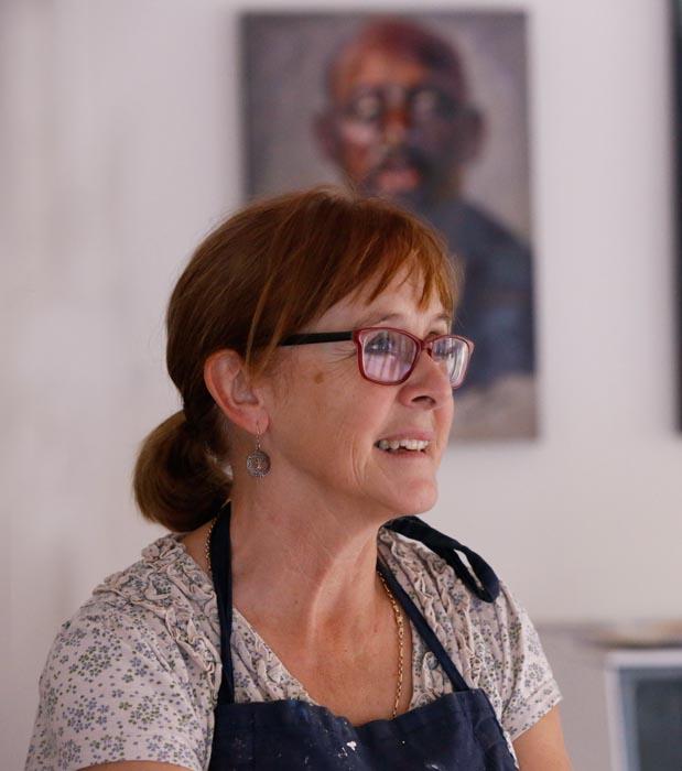 Margaret Collier  Samford Artist Art Trail