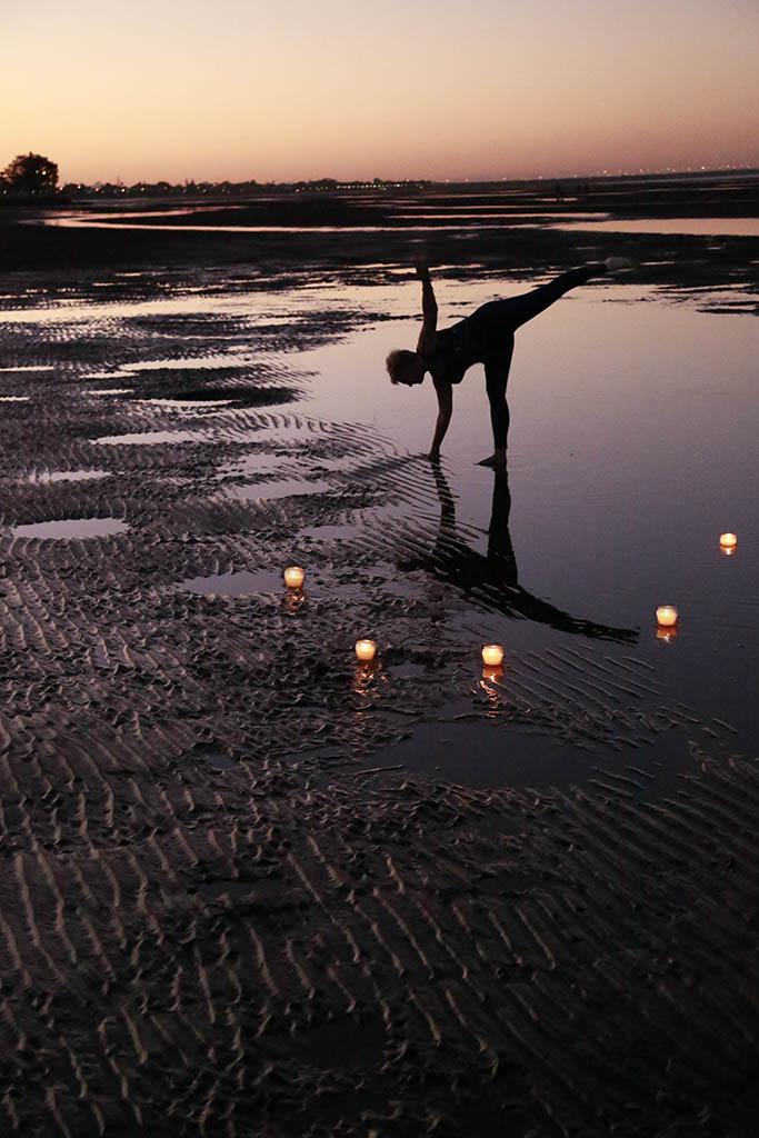 Custom Images for unique branding. Yoga Pilates Strength Fitness photos