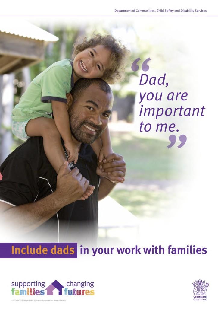 Torres Strait Islander family, Weipa