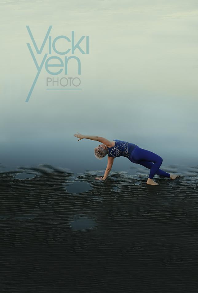 Fabulous Over 40 Yoga fitness photos